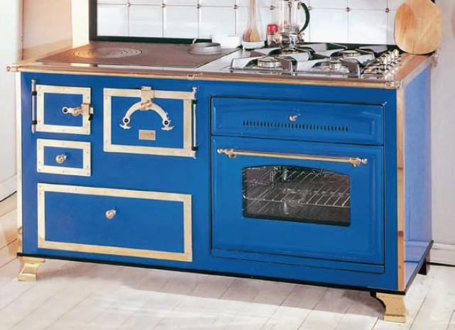 Francescon - Stufe e cucine a legna - Gardena 120