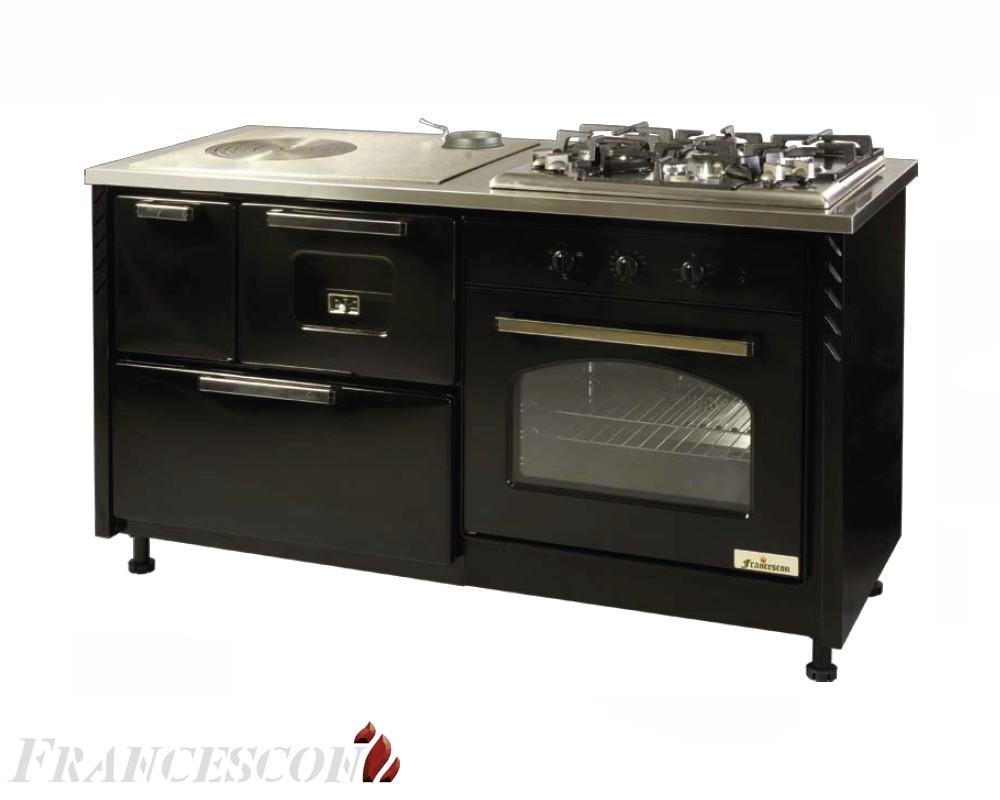 Francescon - Cucina combinata: CLG 1400.3 SPECIAL