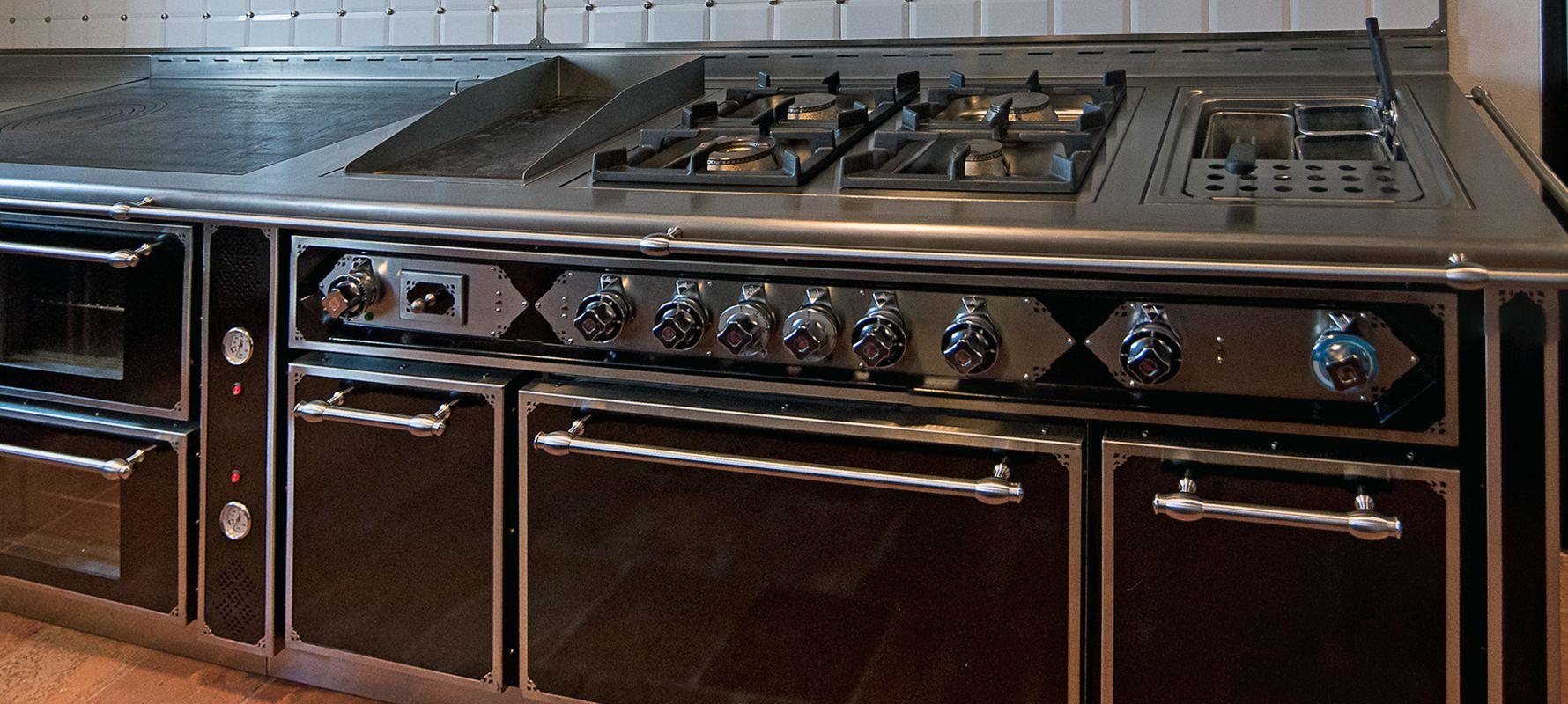 Francescon - Cucina combinata: CLG 1400.1 RUSTICA